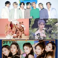 Lideres del entretenimiento coreano votan a los mejores artistas